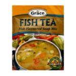 Grace -  Fish Flavoured Soup Mix Fish Tea 0055270844328