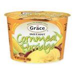 Grace -  Instant Oatmeal Cornmeal Porridge 0055270844571