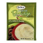Grace -  Quick Cook Plantain Porridge Just Add Water & Cook 0055270844779