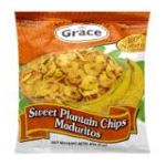Grace -  Sweet Plantain Chips 0055270956526