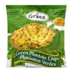Grace -  Green Plantain Chips 0055270956533
