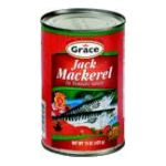 Grace -  Mackerel In Tomato Sauce 0055270961124
