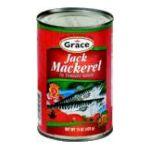 Grace -  Mackerel In Tomato Sauce 0055270961254