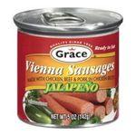 Grace -  Jalapeno Vienna Sausage 0055270962169