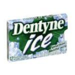 Dentyne -  Gum Sugar Free Spearmint 60 piece 0057700218075