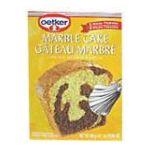Dr. Oetker -  Dr. Oetker Marble Cake Mix 0058336152306
