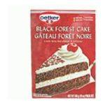 Dr. Oetker -  Baking Mix Black Forest Cake 0058336152603