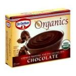 Dr. Oetker -  Organics Chocolate Cooked Pudding And Pie Filling Mix 0058336176005
