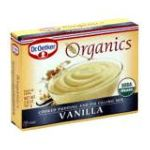 Dr. Oetker -  Cooked Pudding And Pie Filling Mix Vanilla 0058336176036