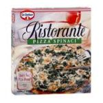 Dr. Oetker -  Pizza Ristorante Spinaci 0058336180026