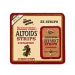 Altoids - Breath Strips 32 strips 0059280205063  / UPC 059280205063