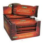 Flora - Omega Truffles Ginger Cayenne 70% Cocoa 0061998620052  / UPC 061998620052