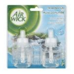 Air Wick -  Oil Refills Fresh Waters Scented 0062338797175