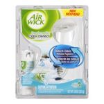 Air Wick -  Freshmatic Odor Detect Compact Automatic Spray Starter Kit Fresh Waters 1 Kit 0062338799025