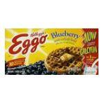 Eggo -  Blueberry Waffles 16 waffles 0064100145269