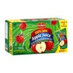 Del monte -  Juice Apple 10 ea 0066188069451