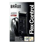 Braun - Shaver 4501 1 each 0069055812402  / UPC 069055812402