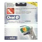 Oral-B - Eb18-1 Power Polisher Premium Power Refills 0069055837283  / UPC 069055837283