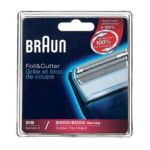 Braun - Series 3 Combi 31s Foil And Cutter Replacement Pack 1 set 0069055853986  / UPC 069055853986