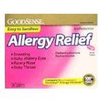 Good Sense -  Allergy Relief 24 tablet 0070030131333