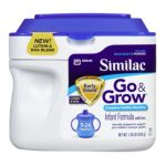 Abbott Laboratories -  Go & Grow Milk Based Formula Powder 0070074508276