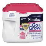 Abbott Laboratories -  Go & Grow Soy-based Complete Toddler Nutrition Simplepac 1.37 lb lb lb 0070074508375