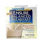 Abbott Laboratories -  Balanced Breakfast Powdered Drink Mix 0070074546087