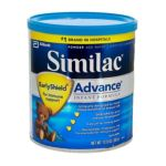 Abbott Laboratories -  Advance Infant Formula With Iron Powder 0070074559582