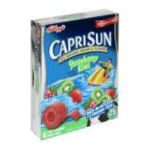 CapriSun - Fruit Flavored Snack Rolls 0070346104700  / UPC 070346104700