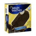 Weight Watchers -  Ice Cream Bar Giant Cookies & Cream 0070640500314