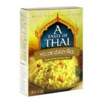 Andre Prost brands - Yellow Curry Rice 0070650800329  / UPC 070650800329