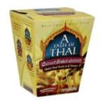 Andre Prost brands - Quick Meal Coconut Ginger Noodles 0070650800787  / UPC 070650800787