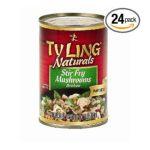 World Finer Foods, Inc. -  Stir Fry Mushrooms 0070670000518