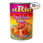 World Finer Foods, Inc. -  Enchilada Sauce Red Hot 0070670002468