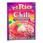 World Finer Foods, Inc. -  Seasoning Chili Mix Foil Packet Boxes 0070670002543