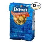 DaVinci Pasta -   None Tricolor Wagon Wheels 0070670006992 UPC 07067000699