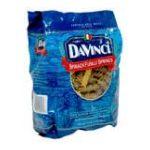 DaVinci Pasta -   None Enriched Macaroni Product Spinach Fusilli Springs 0070670007166 UPC 07067000716