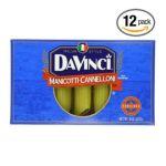 DaVinci Pasta -  Cannelloni-manicotti 0070670007364