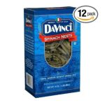 DaVinci Pasta -   None Spinach Nests 0070670007388 UPC 07067000738