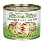 World Finer Foods, Inc. -  Precooked French Helix Snails 0070670007821