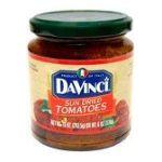 DaVinci Pasta -  Sun Dried Tomatoes 0070670008262