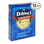 DaVinci Pasta -   None Tortellini Boxes 0070670008408 UPC 07067000840