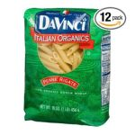 DaVinci Pasta -   None Penne Rigate 0070670008750 UPC 07067000875