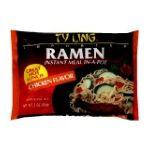 World Finer Foods, Inc. -  Ramen Chicken Flavor 0070670009726