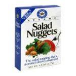 World Finer Foods, Inc. -  Salad Nuggets Garlic & Cheese 0070670926504