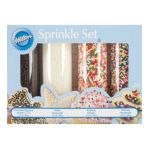 Wilton -  Sprinkle Set 0070896101679