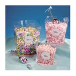 Wilton -  New Clear Candy Buffet Container Kit Party Favor 0070896125552