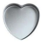 Wilton -  Wilton Decorator Preferred 6x2-inch Heart Cake Pan 0070896206008
