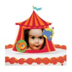 Wilton -  Big Top Photo Cake Toppers 2113-1602 0070896213624