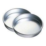 Wilton -  Wilton Aluminum Performance Pans Set of 2 9-Inch Round Cake Set 0070896219084